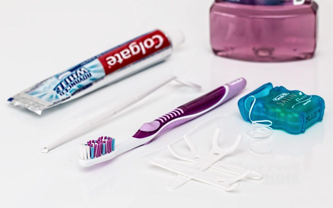 Develop a routine for oral health