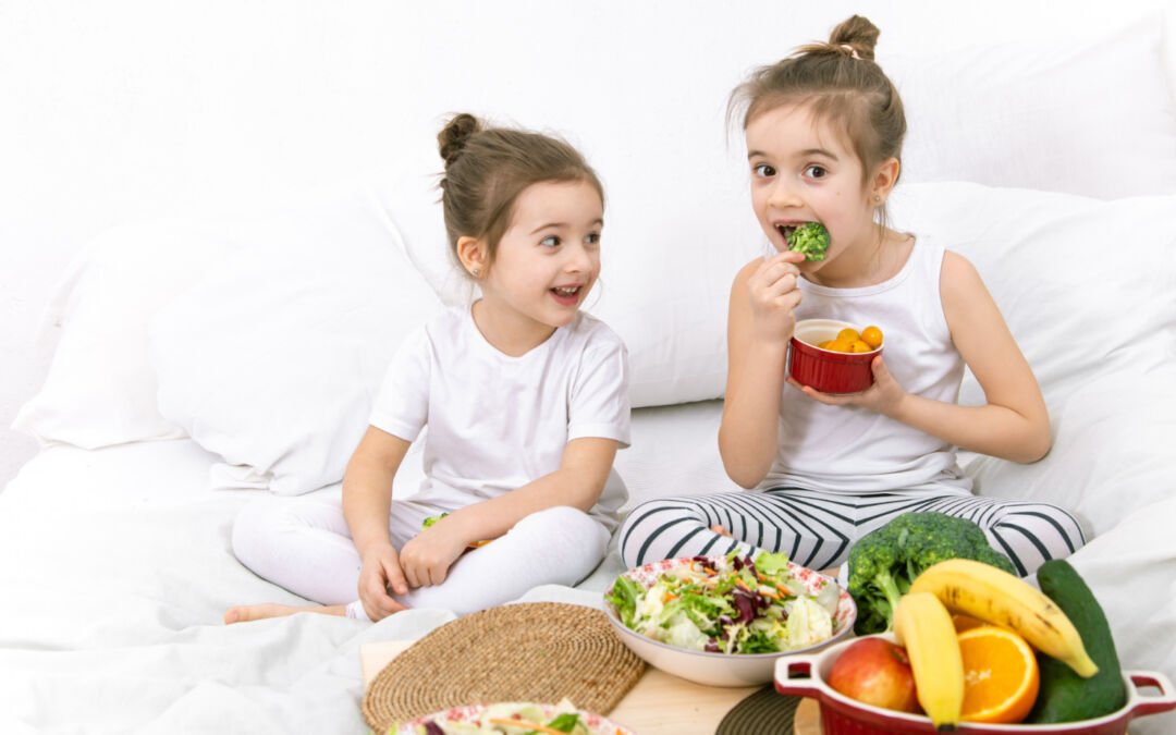 Five Nutrition Tips for Healthy Kids' Smiles